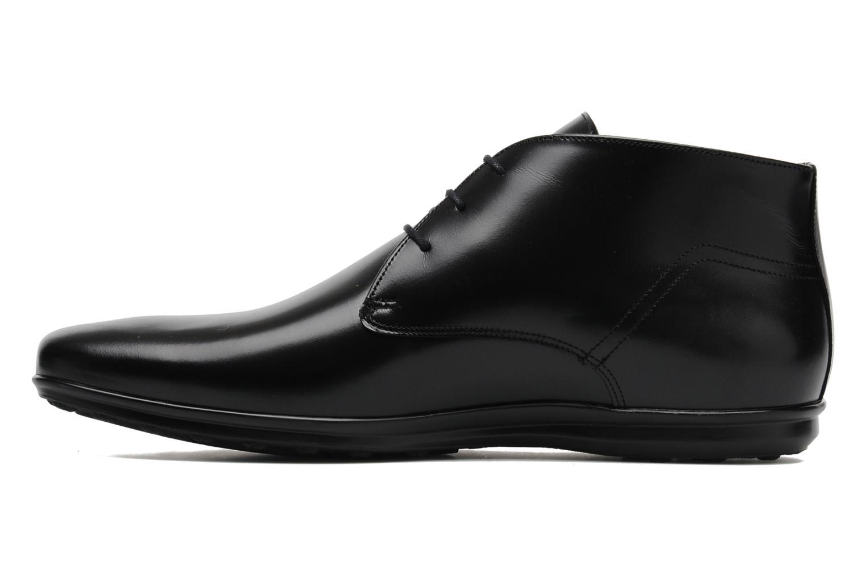 Chaussures à lacets Azzaro Brisse Noir vue face