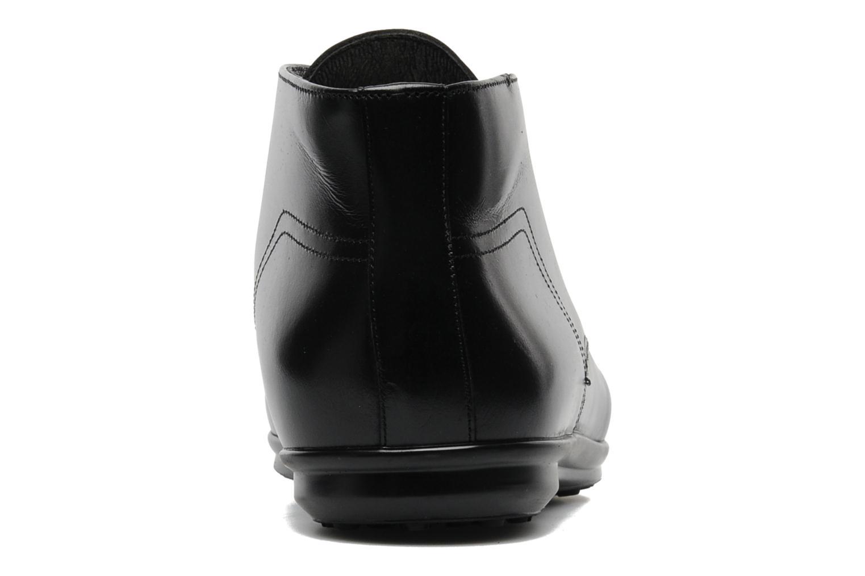 Chaussures à lacets Azzaro Brisse Noir vue droite