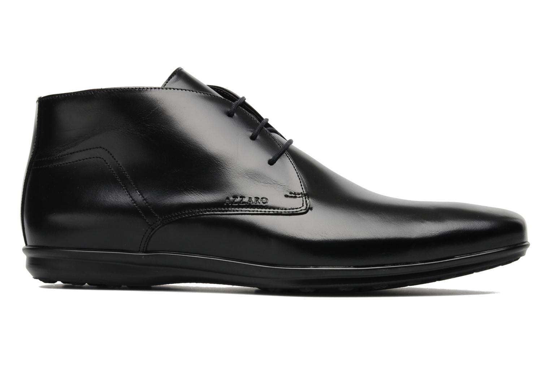 Chaussures à lacets Azzaro Brisse Noir vue derrière