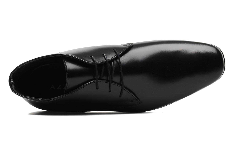 Chaussures à lacets Azzaro Brisse Noir vue gauche