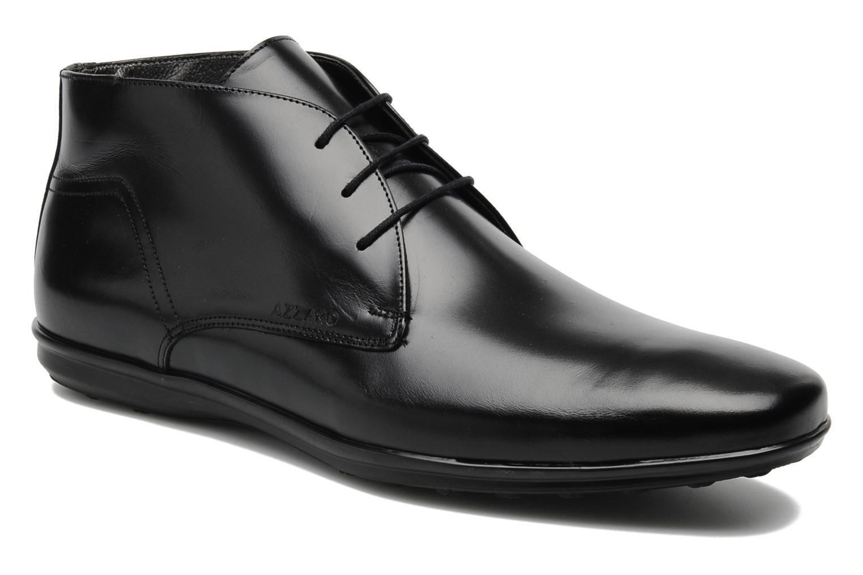 Chaussures à lacets Azzaro Brisse Noir vue détail/paire