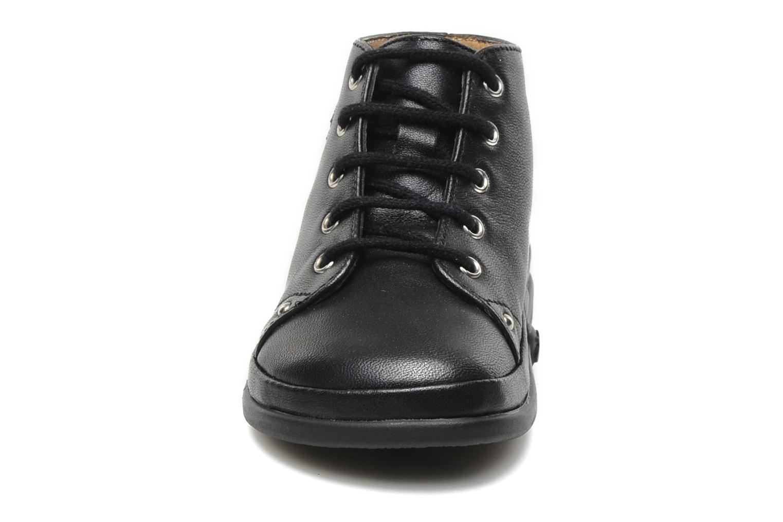 Bottines et boots Pom d Api Newflex Skull Noir vue portées chaussures