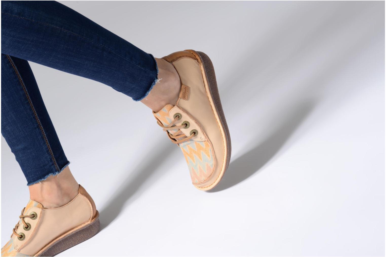 Liquidación de temporada Clarks Funny Dream (Beige) - Zapatos con cordones en Más cómodo