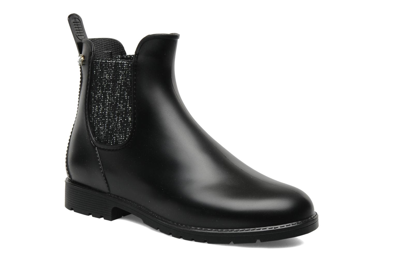 Ankle boots Méduse Jumper Black detailed view/ Pair view