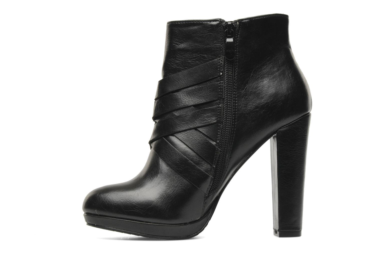 Bottines et boots Blink Saraho Noir vue face