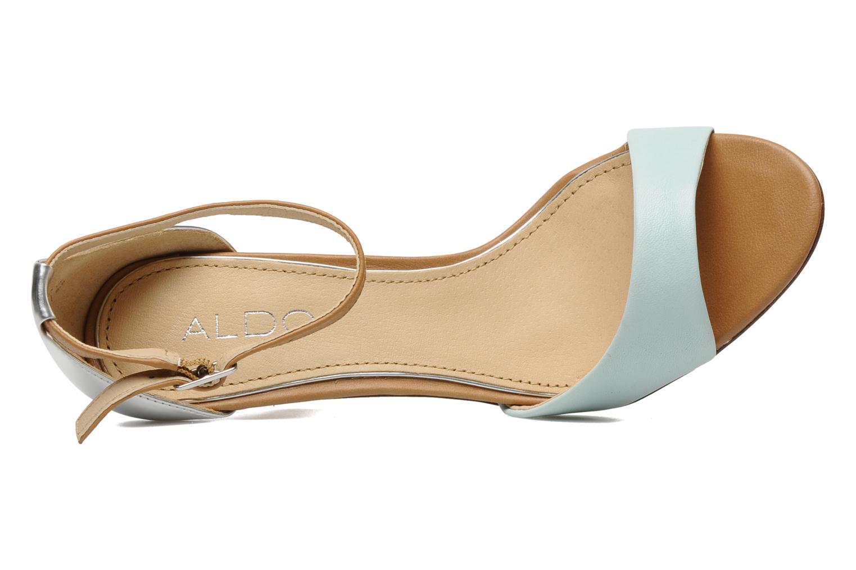 Sandales et nu-pieds Aldo Grumney Multicolore vue gauche