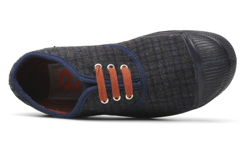 Sneakers Bensimon Tennis Katherine E Grijs links