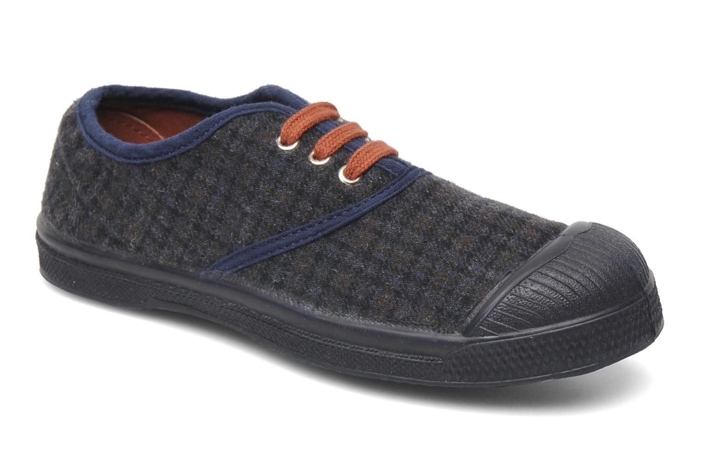 Sneakers Bensimon Tennis Katherine E Grå detaljeret billede af skoene