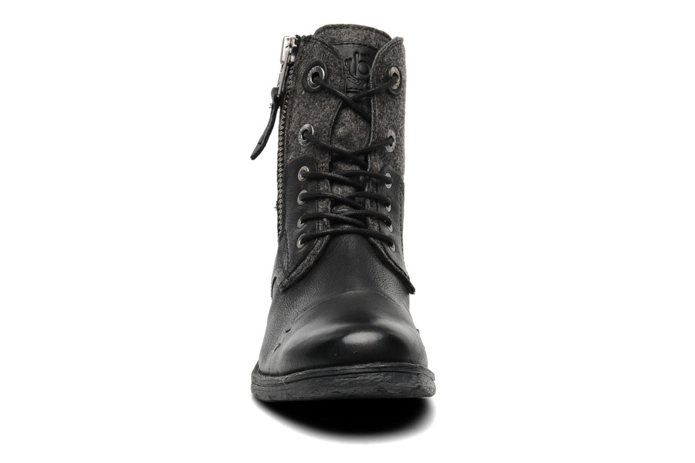 Stiefeletten & Boots Bugatti Kyra schwarz schuhe getragen