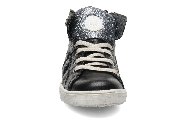 Baskets Acebo's Mila Noir vue portées chaussures