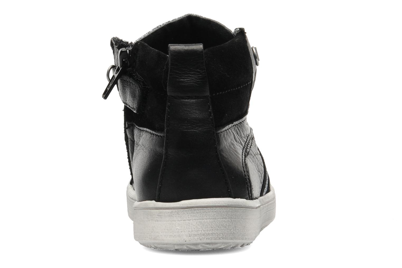 Baskets Acebo's Mila Noir vue droite