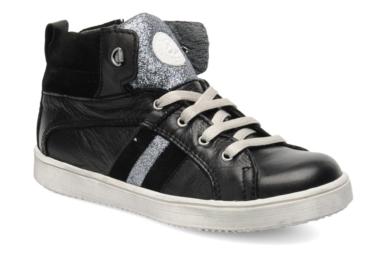 Sneakers Acebo's Mila Zwart detail