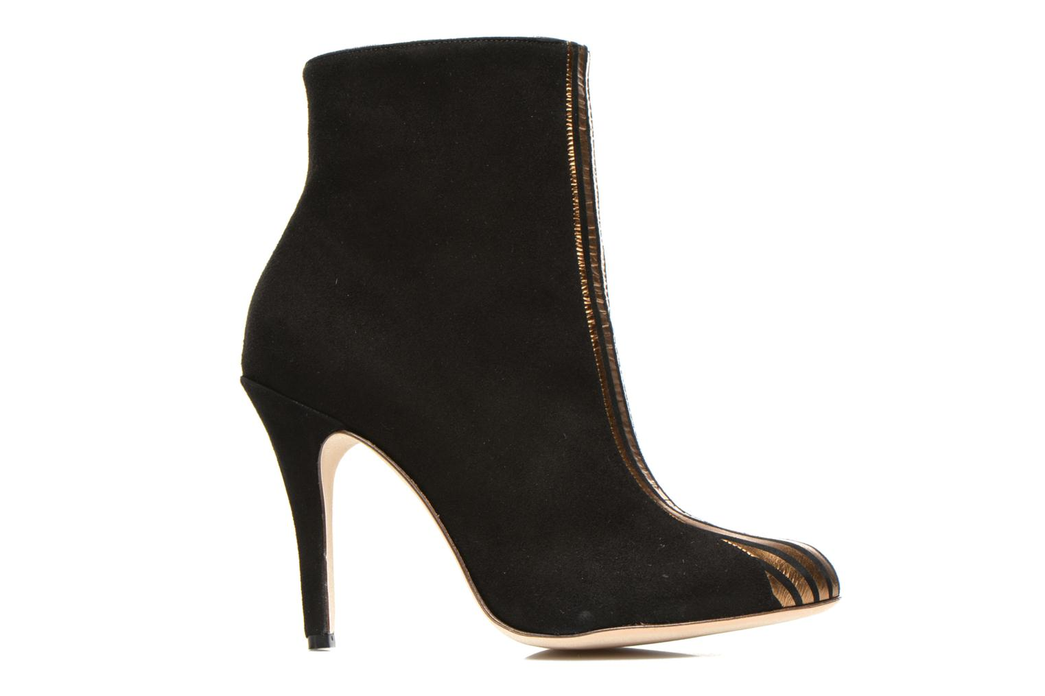 Ankle boots Fred Marzo Titop Boot Black back view