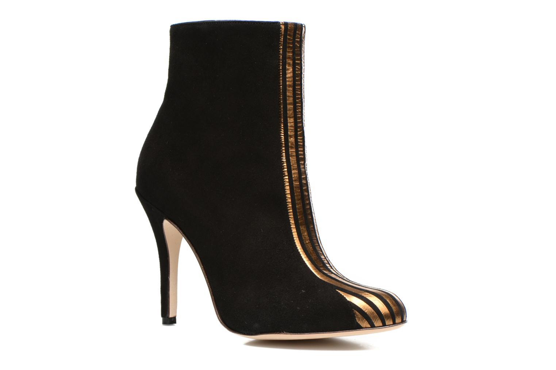 Bottines et boots Fred Marzo Titop Boot Noir vue détail/paire