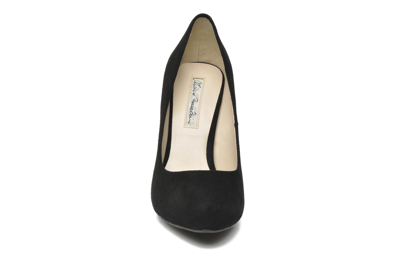 Escarpins Luciano Barachini Edelweiss Noir vue portées chaussures