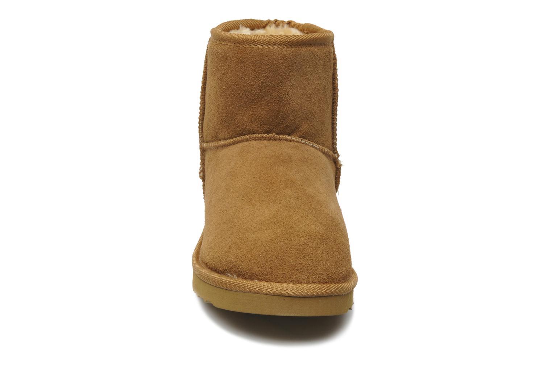 Boots en enkellaarsjes Les Tropéziennes par M Belarbi Flocon Bruin model