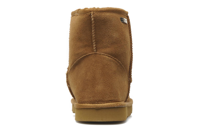 Boots en enkellaarsjes Les Tropéziennes par M Belarbi Flocon Bruin rechts