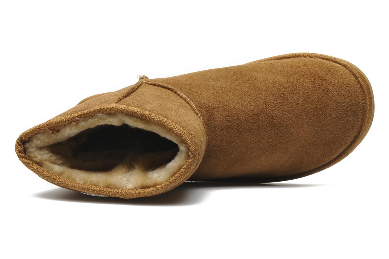 Stiefeletten & Boots Les Tropéziennes par M Belarbi Flocon braun ansicht von links