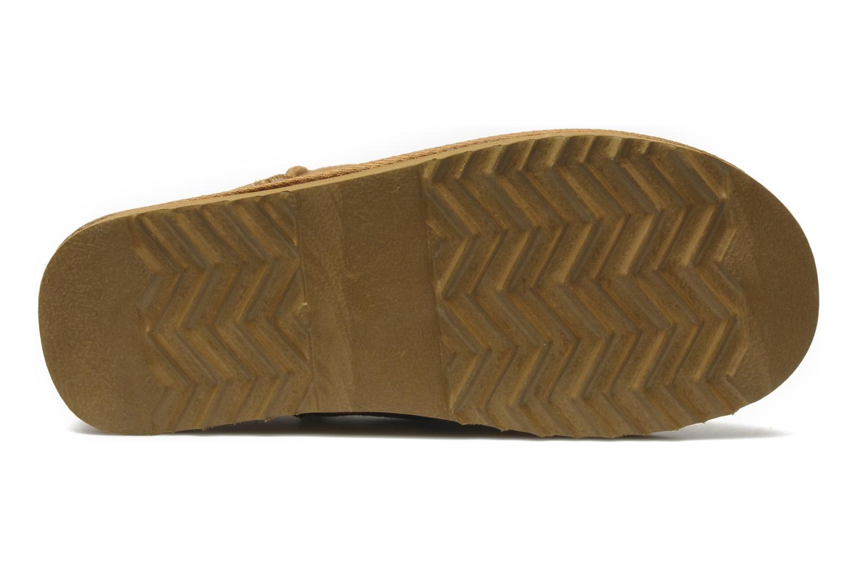 Ankle boots Les Tropéziennes par M Belarbi Flocon Brown view from above