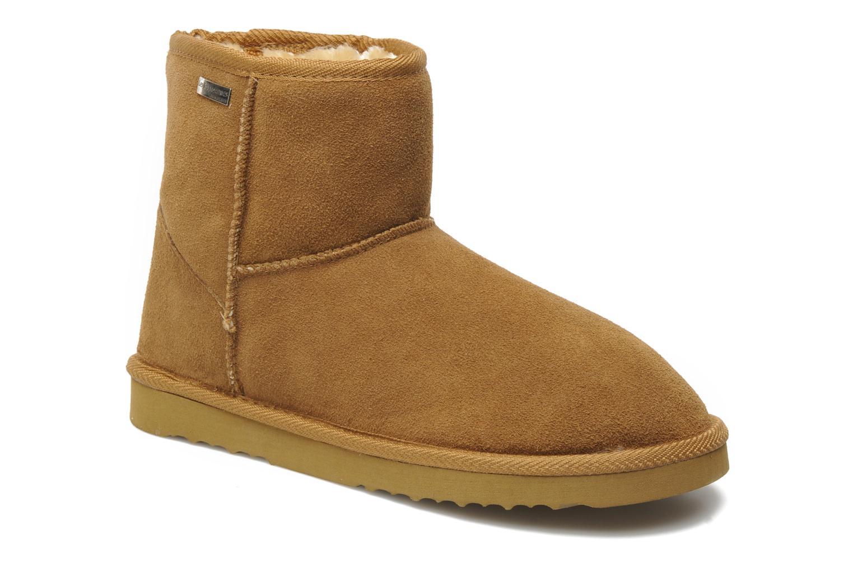 Boots en enkellaarsjes Les Tropéziennes par M Belarbi Flocon Bruin detail