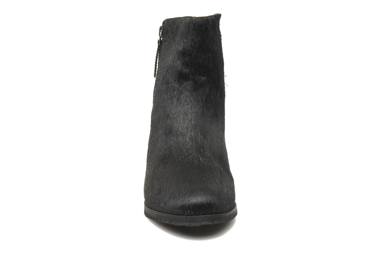 Stiefeletten & Boots Skin by Finsk Bunton schwarz schuhe getragen