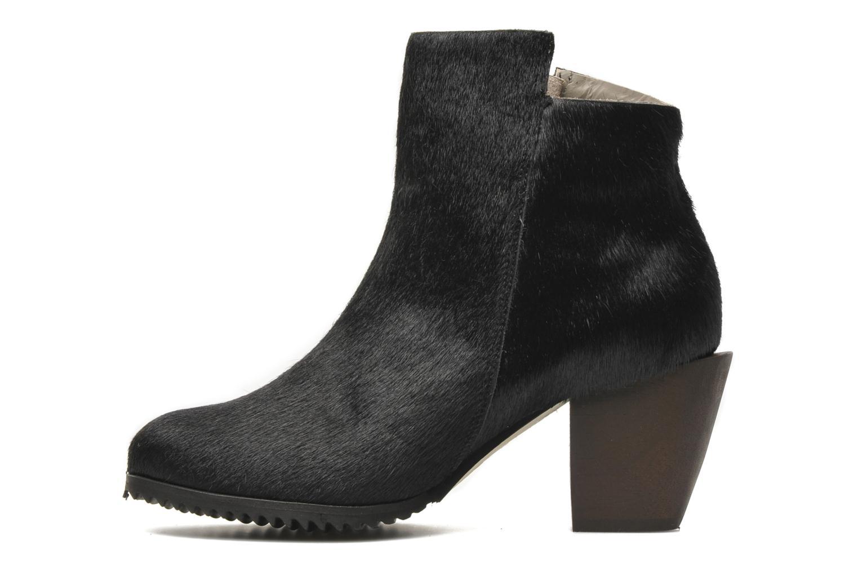 Stiefeletten & Boots Skin by Finsk Bunton schwarz ansicht von vorne