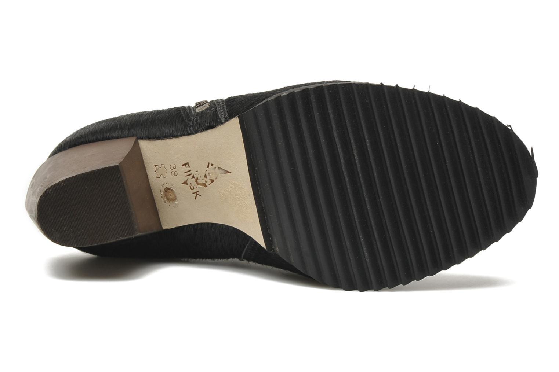 Stiefeletten & Boots Skin by Finsk Bunton schwarz ansicht von oben