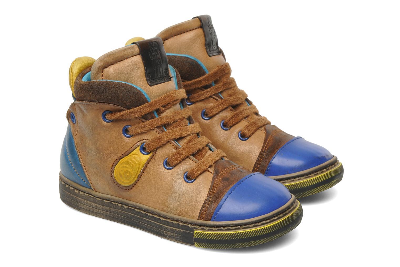 Sneakers Rondinella Rondi 3582 Bruin 3/4'