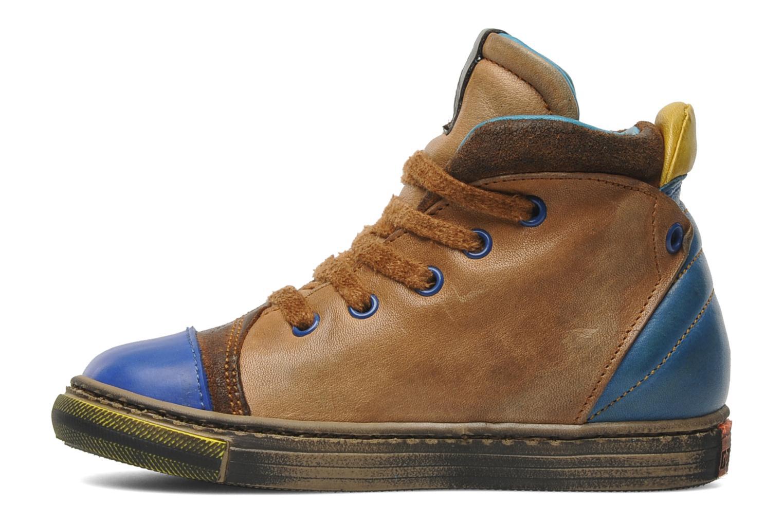 Sneakers Rondinella Rondi 3582 Bruin voorkant