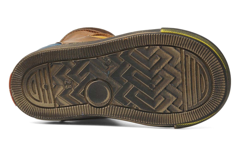 Sneakers Rondinella Rondi 3582 Bruin boven