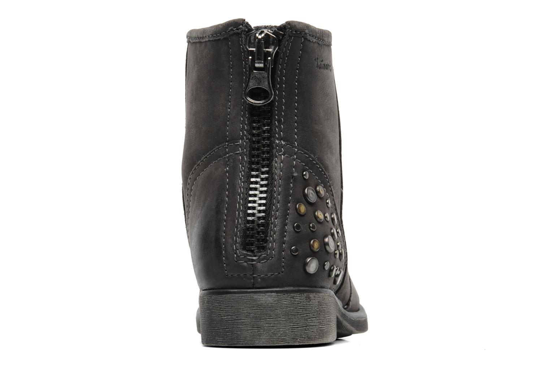 Bottines et boots Tamaris Bay Gris vue droite