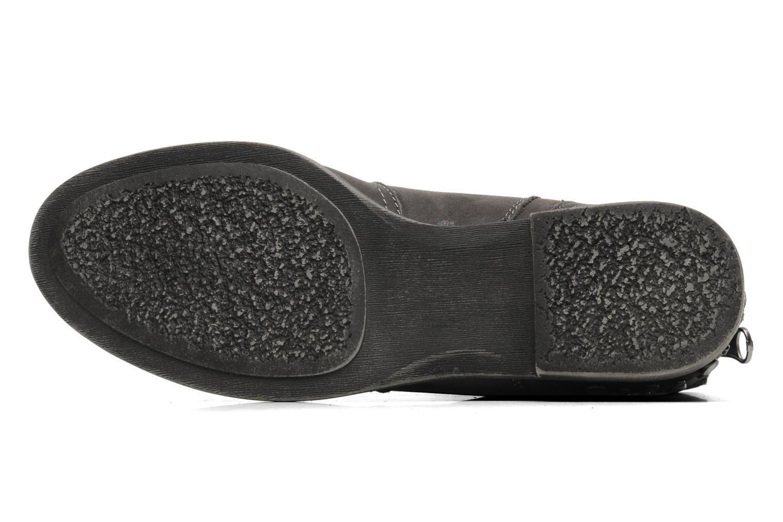 Bottines et boots Tamaris Bay Gris vue haut