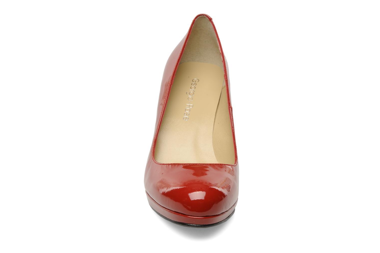 Escarpins Georgia Rose Serverne Rouge vue portées chaussures