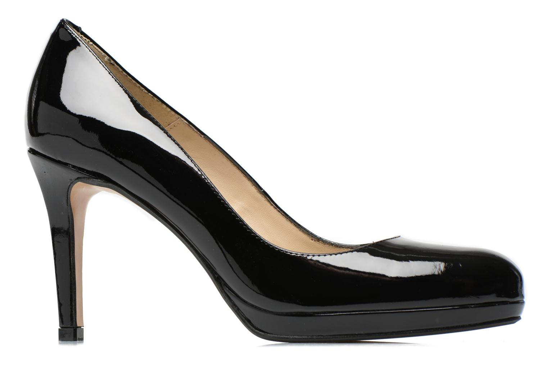 Zapatos de tacón Georgia Rose Serverne Negro vistra trasera