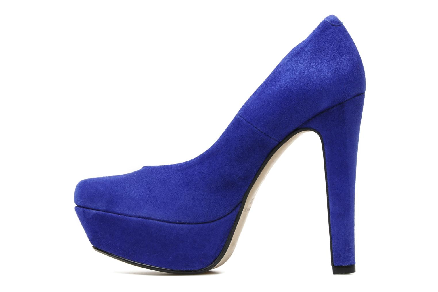 High heels Georgia Rose Vertige Blue front view