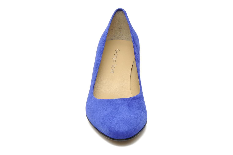 Escarpins Georgia Rose Vacante Bleu vue portées chaussures