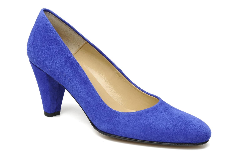 Escarpins Georgia Rose Vacante Bleu vue détail/paire