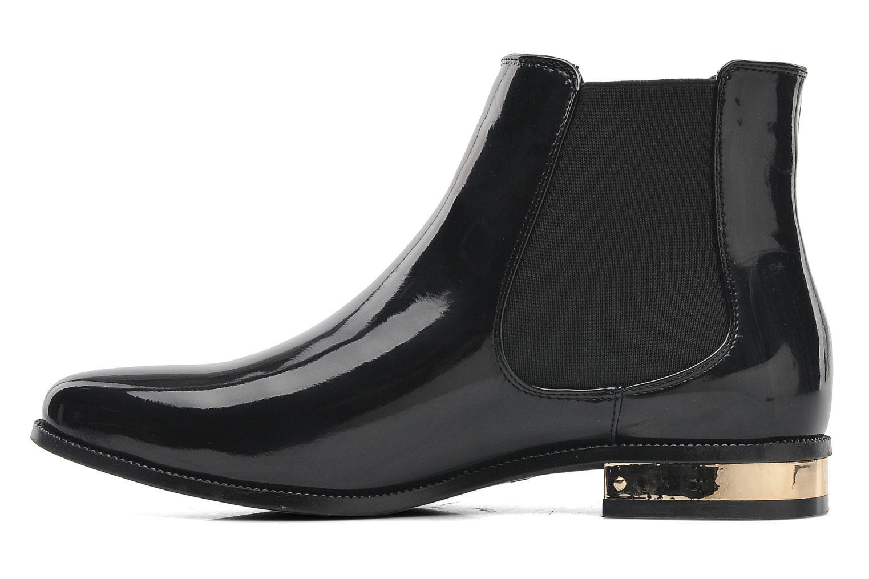 Bottines et boots I Love Shoes Thalon Noir vue face