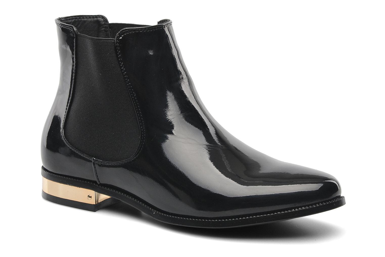 Botines  I Love Shoes Thalon Negro vista de detalle / par