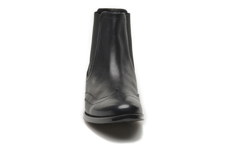 Bottines et boots Elizabeth Stuart Bastia 391 Bleu vue portées chaussures