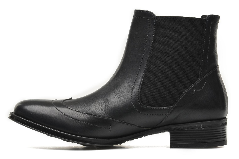 Bottines et boots Elizabeth Stuart Bastia 391 Bleu vue face