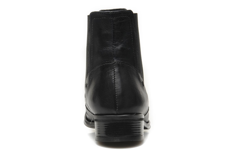 Bottines et boots Elizabeth Stuart Bastia 391 Bleu vue droite