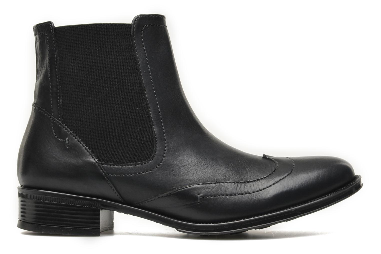 Bottines et boots Elizabeth Stuart Bastia 391 Bleu vue derrière
