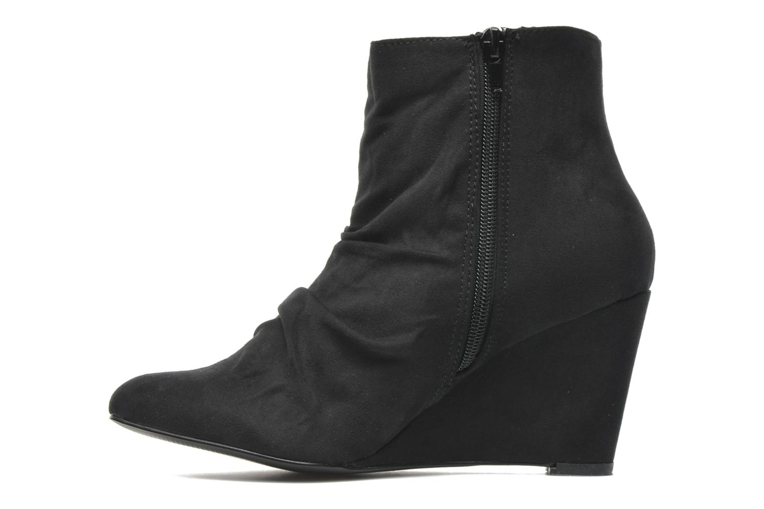 Ankle boots I Love Shoes Pace Black front view