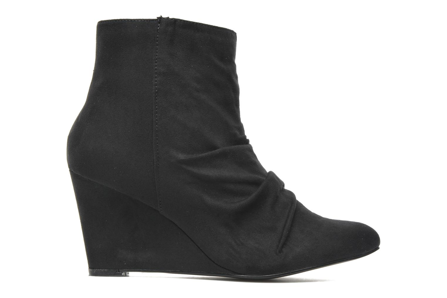 Ankle boots I Love Shoes Pace Black back view