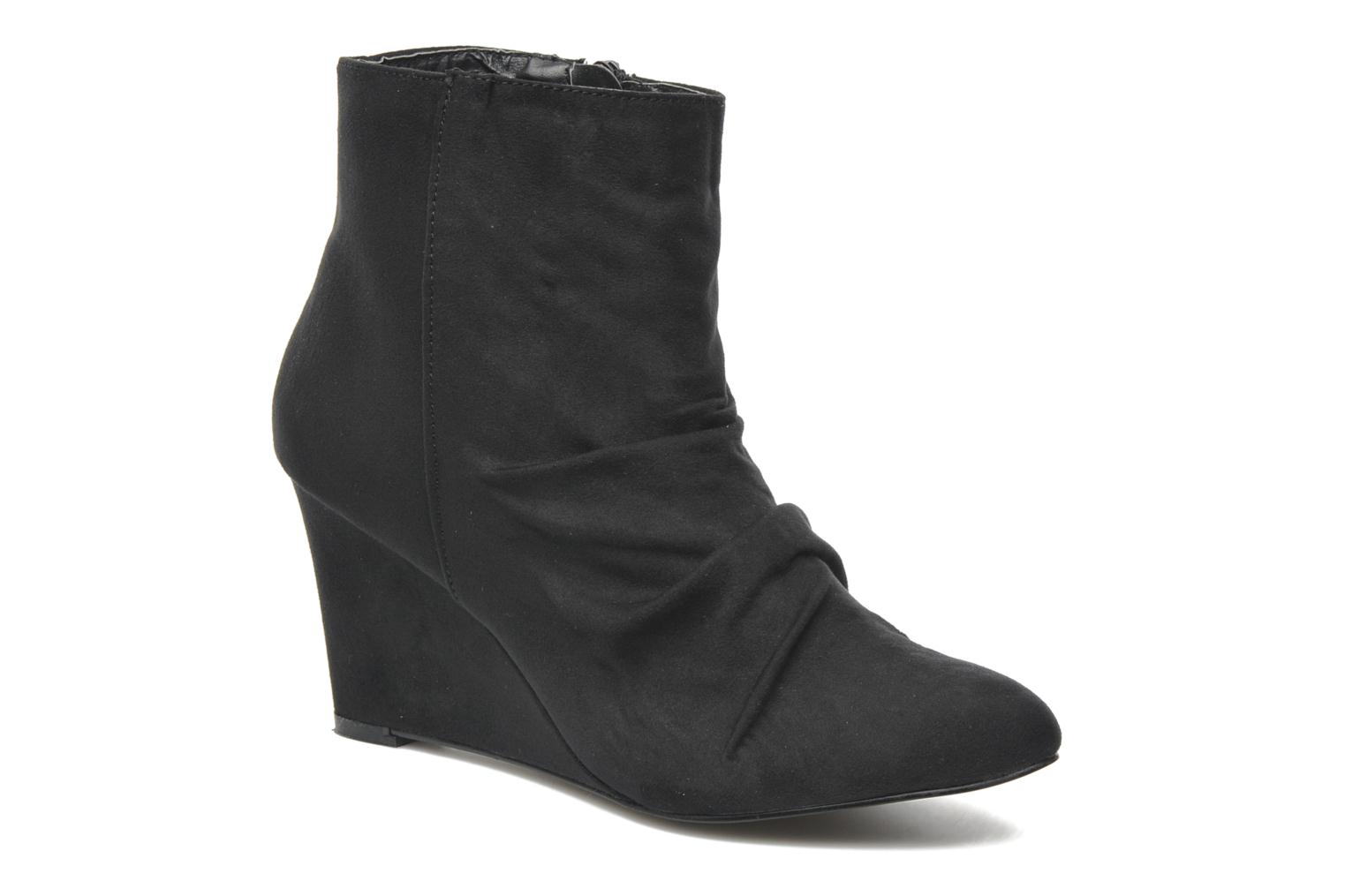 Ankle boots I Love Shoes Pace Black detailed view/ Pair view