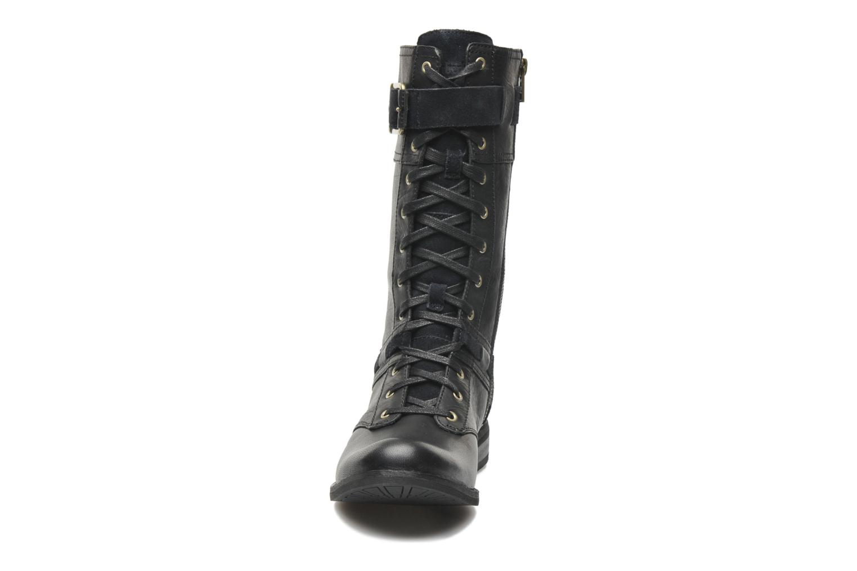 Boots en enkellaarsjes Timberland Savin Hill Mid Boot Zwart model