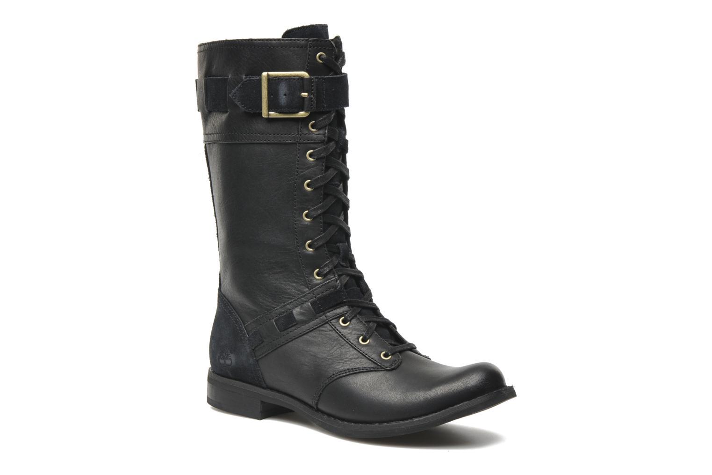 Boots en enkellaarsjes Timberland Savin Hill Mid Boot Zwart detail