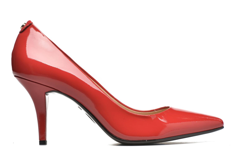 High heels Michael Michael Kors MK-Flex Mid Pump Red back view