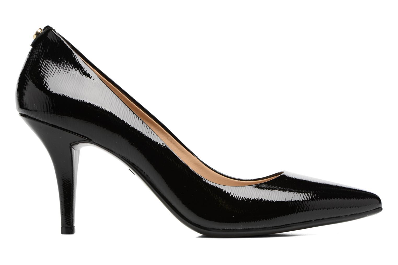 Zapatos de tacón Michael Michael Kors MK Flex Mid Pump W Negro vistra trasera